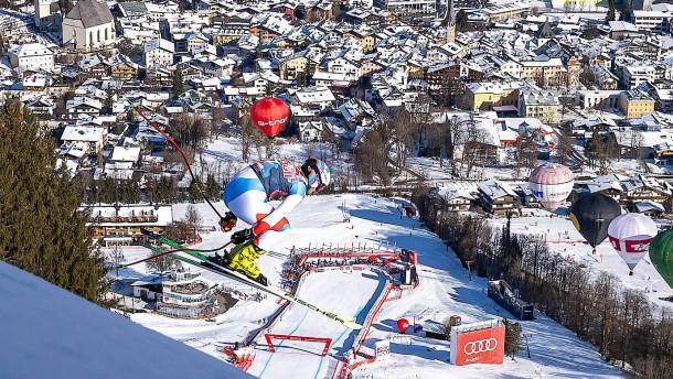 Berühmte Hahnenkamm-Abfahrt in Kitzbühel abgesagt