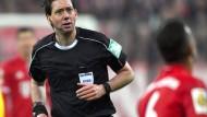 Schiedsrichterstreit: DFB schaltet Ethik-Kommission ein