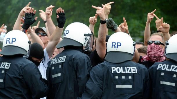 Kennzeichnungspflicht für Polizisten