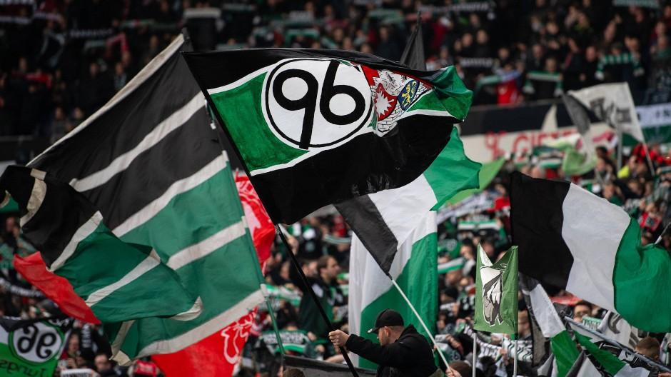 Derzeit akut abstiegsbedroht: der Fußball-Bundesligaklub Hannover 96