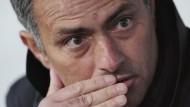 Wie langweilig: Mourinhos Inter führt mit neun Punkten Vorsprung die Serie A an