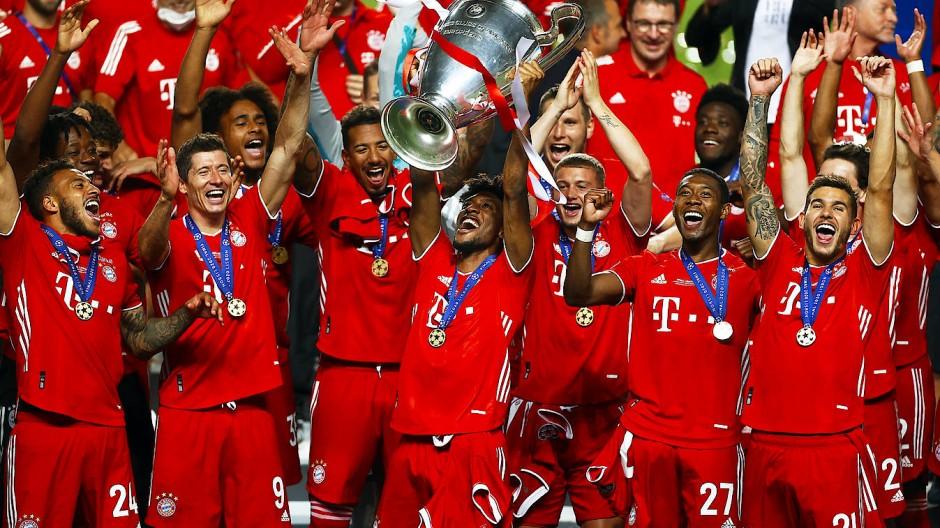 1 0 Gegen Psg Bayern Munchen Gewinnt Die Champions League