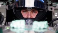 Rosberg holt fünfte Pole Position in Folge