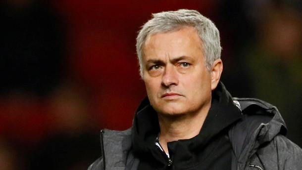 Mourinho in Rage – Ärger um Ronaldo
