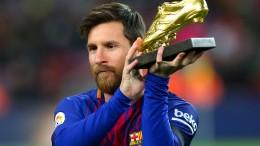 Messi verdient mehr als 100 Millionen Euro im Jahr