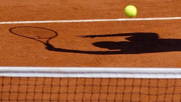 Die Plage des Tennis