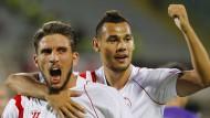 Sevilla und Dnjepropetrowsk im Finale