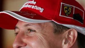 Schumacher zeigt Herz als Organspender