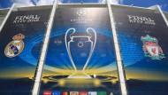 In Kiew findet das diesjährige Finale der Champions League statt.
