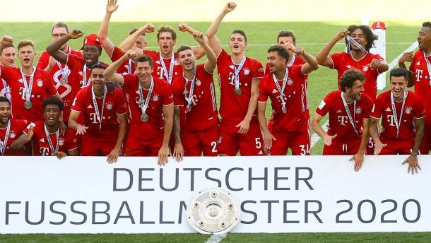 Gepflegte Langeweile in der Bundesliga
