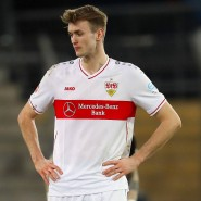 Herbe Enttäuschung: Der VfB Stuttgart um Sasa Kalajdzic geht in Bielefeld leer aus.