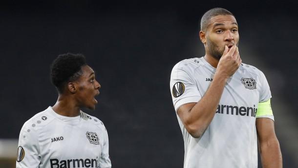 Leverkusen verliert verrücktes Europacup-Spiel