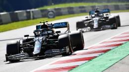 Karambolage mit Vettel – Fehler von Hamilton