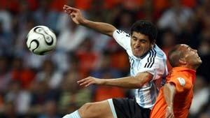 Holland und Argentinien spielten keine Trümpfe aus