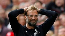 Ende der Liverpooler Flitterwochen