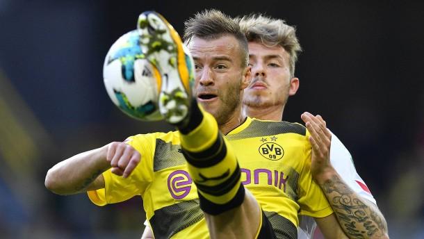 Niemand redet in Dortmund mehr von Dembélé