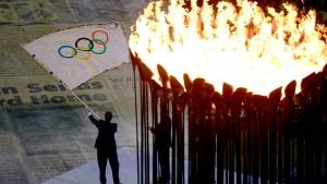 Milliarden für Olympia