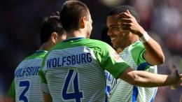 Wolfsburgs erster Sieg mit Labbadia
