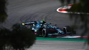 Vettel muss eine Spur schneller werden