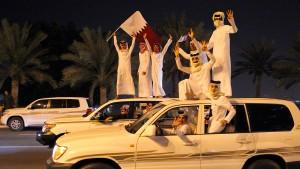 Qatars brisanter Siegeszug im Feindesland