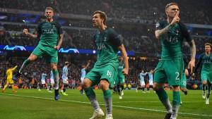 Der Guardiola-Fluch heißt dieses Jahr Tottenham