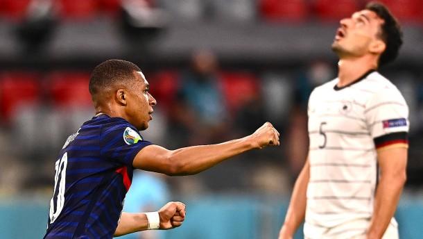 Mehr als nur eine sportliche Niederlage gegen Frankreich?