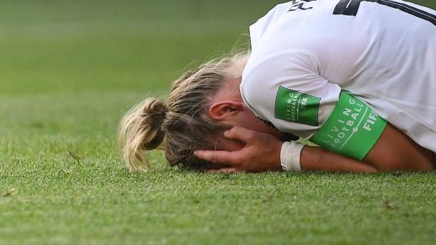 Endstation Viertelfinale für Deutschland