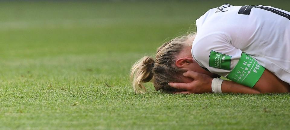 Deutschland Verliert Viertelfinale Bei Frauen Wm Gegen Schweden