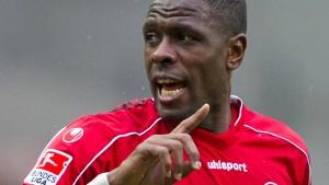 Idrissou in die Verbandsliga zu Rot-Weiss Frankfurt