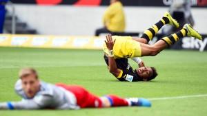 Pokalmüder BVB quält sich zum Punktgewinn