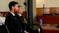 Barça-Kampagne für Messi verärgert Spaniens Finanzbeamte