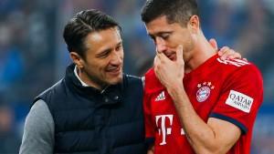 Eine Ansage von Kovac an seine Bayern