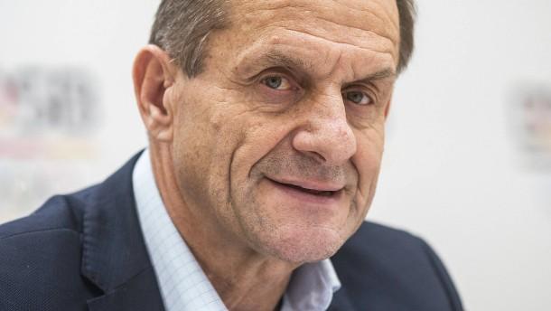 DOSB-Chef Hörmann will die Vertrauensfrage stellen
