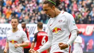 RB Leipzig ist nicht zu stoppen