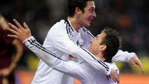 Özil als Spielmacher und Integrationsfigur