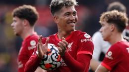 5:0-Gala von Klopps Liverpool in Premier League