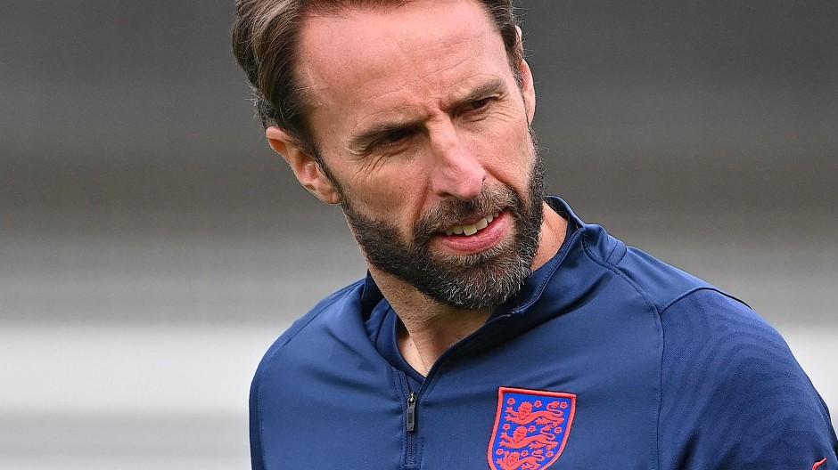 Gareth Southgate und England wollen im EM-Finale den Titel holen.