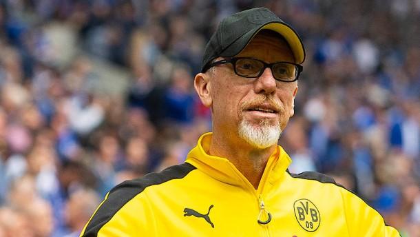 Stöger muss in Dortmund am Saisonende gehen