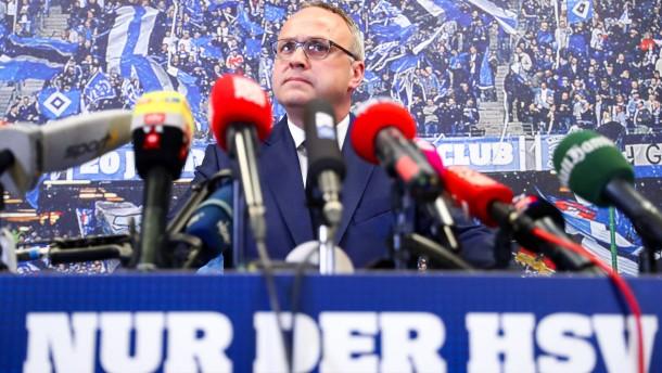 Radikale Bewegung beim HSV
