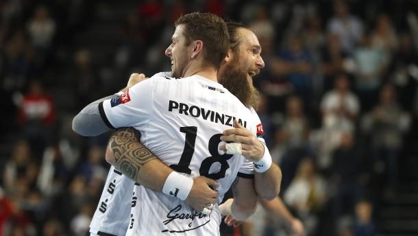 THW Kiel gewinnt auch in Montpellier