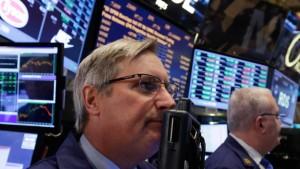 Krim-Krise drückt Wall Street ins Minus