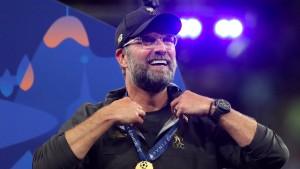 Klopp für Wahl zum Welttrainer nominiert