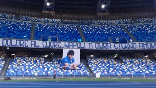 Maradona ersetzt Apostel Paulus