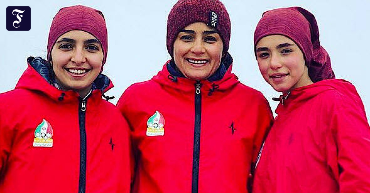 Ehemann verbietet Irans Nationaltrainerin Ausreise zu Ski-WM - FAZ - Frankfurter Allgemeine Zeitung