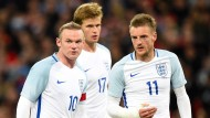 Klare Sache für England und die Schweiz