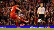 Liverpool siegt nach 30 Elfmetern