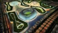 Wenn in Qatar im November und Dezember 2022 die WM gespielt wird, muss die Bundesliga pausieren