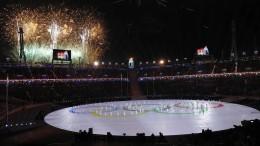 Die Winterspiele nehmen Abschied von Korea
