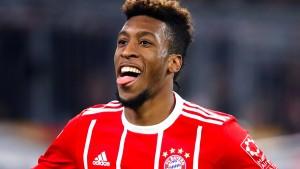 Bayern baut die Führung aus