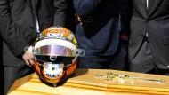 Rennfahrer Jules Bianchi (1989-2015)